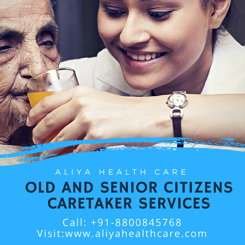 Nursing Care Service at home visit in Noida