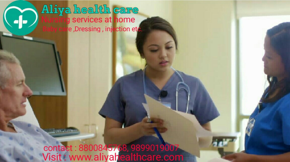 Best nursing care service provider in Ramprastha
