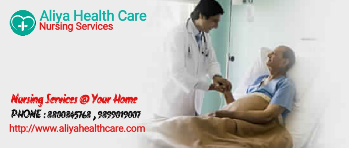 nursing care services at home in indirapuram