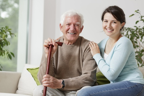 Senior Citizens care taker services