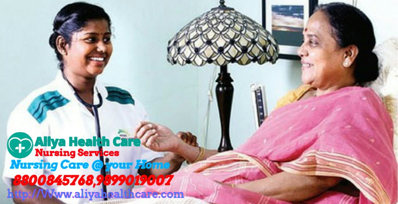 Best nursing care service provider in Karkardooma