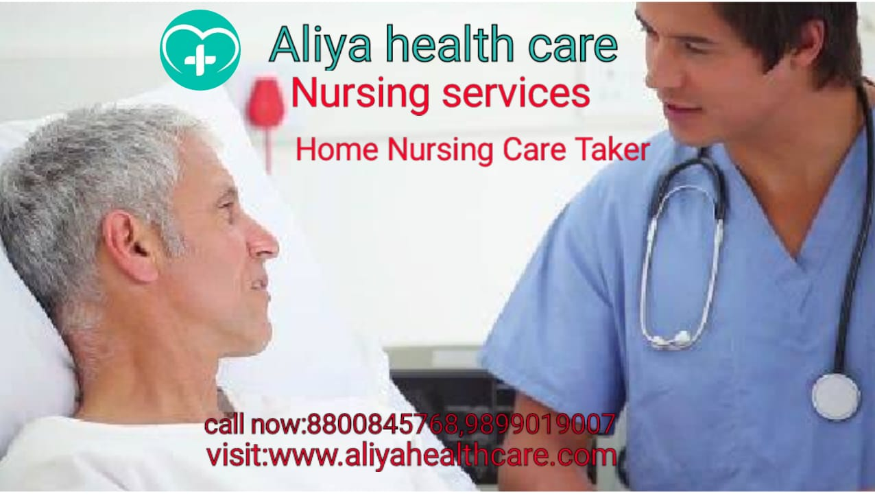 Senior Citizens care taker services in Laxmi Nagar