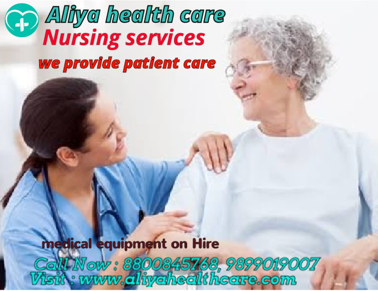 Best Health Care services in raj nagar extension