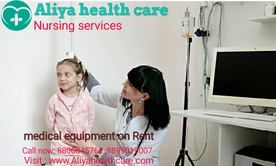 Nursing Care Service at home visit in Shahdra