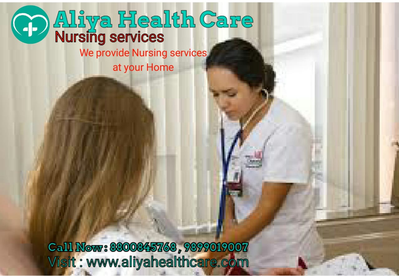 Best nursing care service provider in SURYA NAGAR