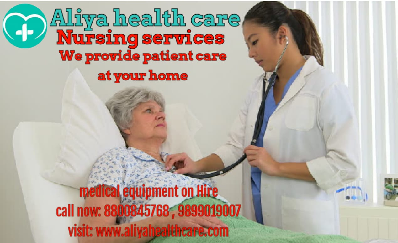 Senior Citizens care taker services in kaushambi