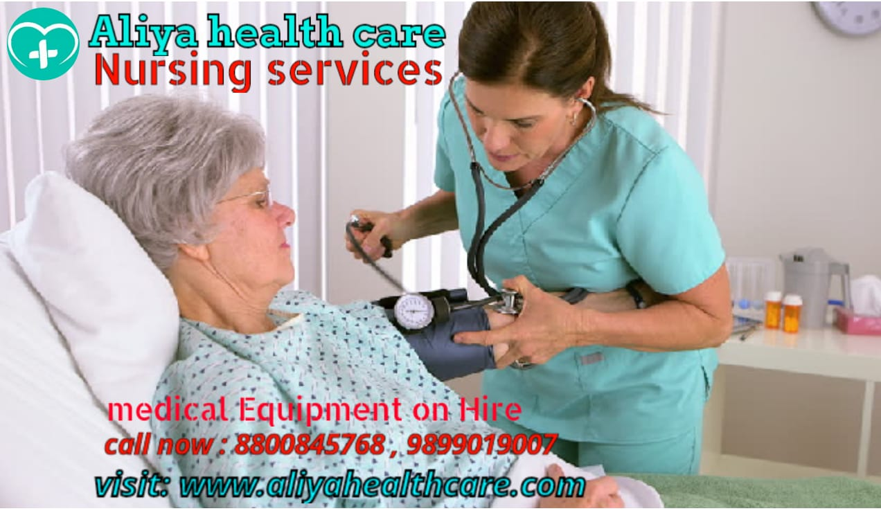 Nursing Services in Noida