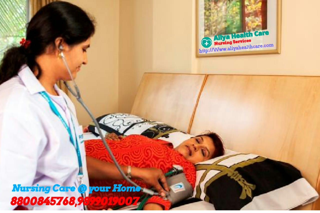 Best nursing care service provider in Dilshad Garden